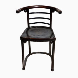 Antique Workshop Chair by Josef Hoffmann for Thonet