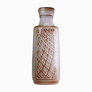 Jarrón danés de cerámica de Einar Johansen para Søholm, años 60
