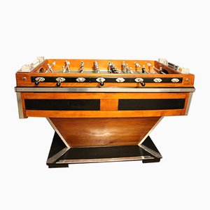 Mid-Century French Café Foosball Table