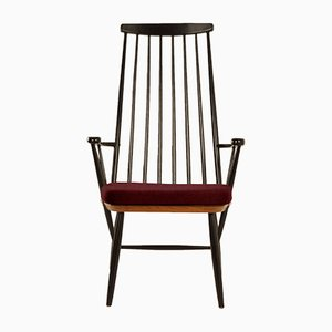 Customizable Vintage Danish Armchair from Farstrup