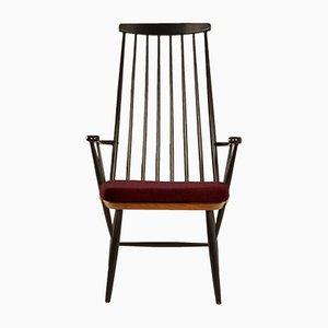 Personalisierbarer dänischer Vintage Armlehnstuhl von Farstrup