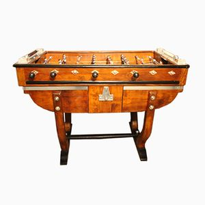 Vintage French Café Foosball Table