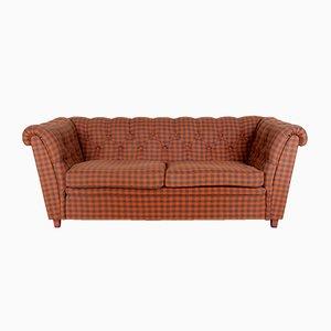 Dänisches Vintage Chesterfield Sofa