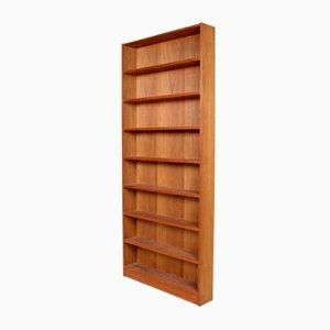 Vintage Danish Teak Bookshelf