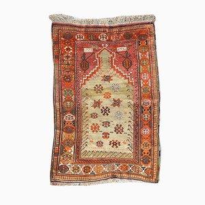 Antiker kaukasischer Karabagh Teppich, 1890er