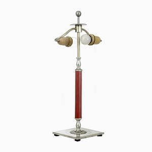 Art Deco Lampe von Sven Arvid Johansson, 1930er