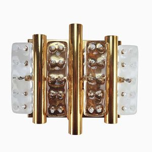 Mid-Century Swedish Wall Light by Hans-Agne Jakobsson for Orrefors, 1970s