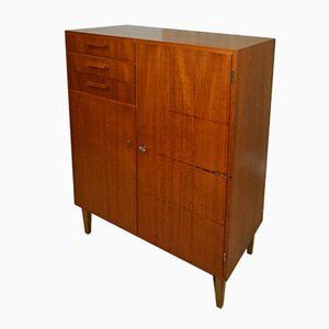 Teak Linen Closet, 1960s