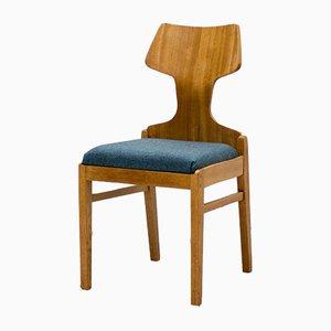 Chaises de Salle à Manger en Hêtre & Chêne par Alphonse Loebenstein pour Meredew, 1960s