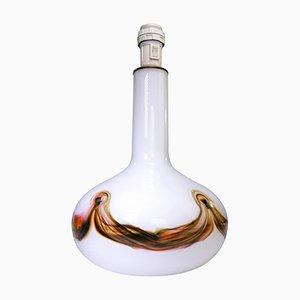 Lampada modello 488 in vetro di Per Lutken per Holmegaard, anni '70