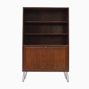 Mid-Century Bookshelf Cabinet by DM Měřín, 1960s