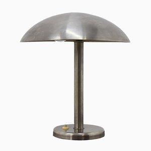 Bauhaus Tischlampe aus Chrom, 1930er