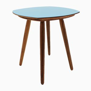 Small Formica Flower Table or Stool, 1960s
