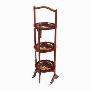 Japanese 3 Tier Cake Stand, 1920s