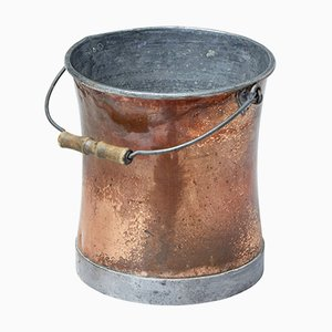 Copper & Steel Pail, 1900s