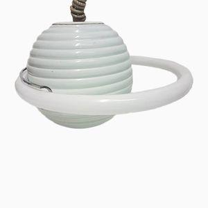 Lámpara colgante Bull de Angelo Brotto para Esperia, años 70