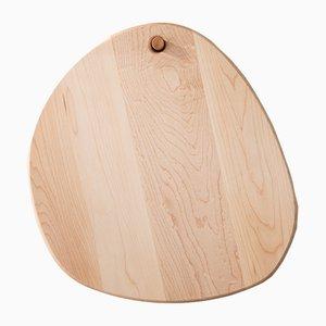 Tabla para cortar Pebble oval de Noah Spencer para Fort Makers