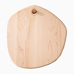 Hex Pebble Cutting Board by Noah Spencer for Fort Makers