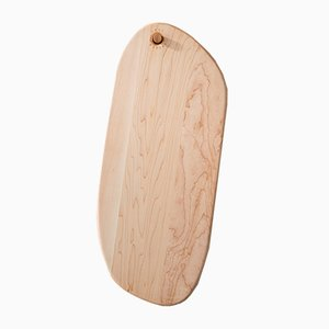 Ellipse Pebble Cutting Board by Noah Spencer for Fort Makers