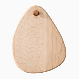 Egg Pebble Cutting Board by Noah Spencer for Fort Makers