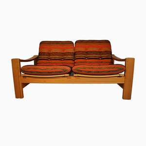 Two Seater Sofa by Yngve Ekström for Swedese, 1970s