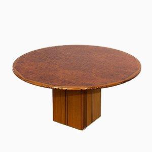 Tavolo rotondo Artona di Tobia & Afra Scarpa per Max Alto, 1975