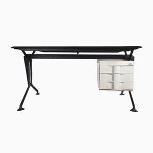Arco Büro-Schreibtisch von BBPR für Olivetti Synthesis, 1960er