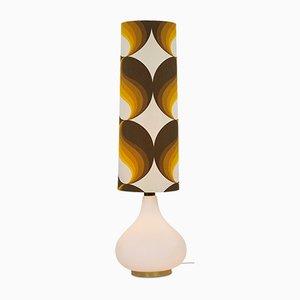 Lámpara de pie de Doria, años 70