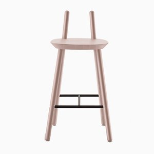 Pink Naïve Semi Bar Chair by etc.etc. for Emko