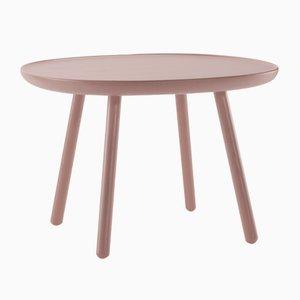 Table d'Appoint Naïve D64 Rose par etc.etc. pour Emko