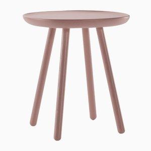 Table d'Appoint Naïve D45 Rose par etc.etc. pour Emko