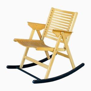 Rocking Chair Rex par Niko Kralj, 1960s