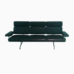 Sofá vintage con acolchado suave de Charles & Ray Eames para Vitra