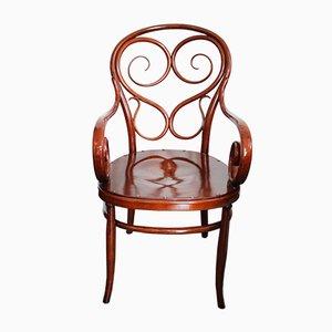 Chaise de Café N°4 Antique par Michael Thonet pour Thonet