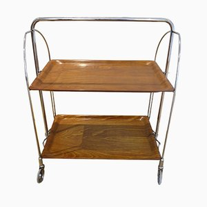 German Serving Trolley from Dinett, 1960s