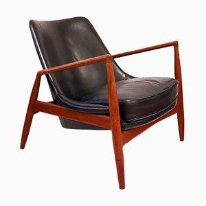 Seal Chair von Ib Kofod-Larsen für OPE, 1956