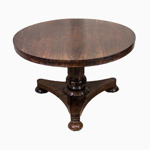 Antique William IV Rosewood Breakfast Tilt Top Table