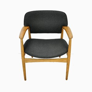 1205 Armchair by A. B. Madsen & Larsen for Fritz Hansen, 1950s