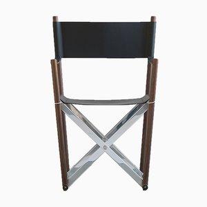 Regista Chair aus Baumwolle von Enrico Tonucci für Tonucci Manifestodesign