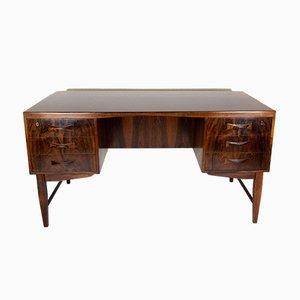 Danish Brazilian Rosewood Desk, 1960s