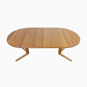 Mesa extensible danesa vintage