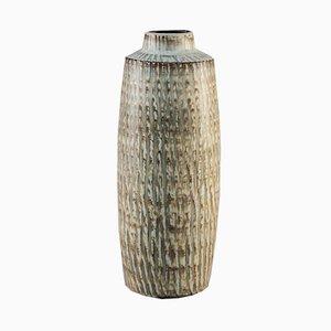 Vintage Stoneware Rubus Vase by Gunnar Nylund for Rörstrand