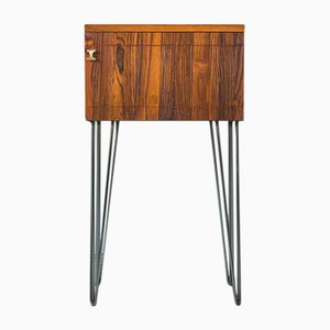 Swedish Rosewood Drinks Cabinet from Hugo Troeds, 1970s