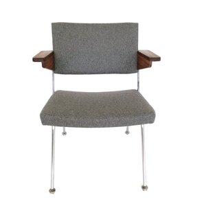 Vintage 1268 Stuhl von A.R. Cordemeyer für Gispen