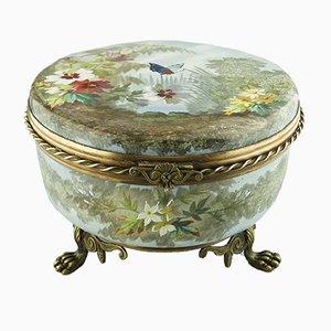 Boîte à Bijoux Antique par G. Lemossnier pour Limoges, France