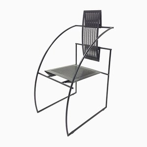 Model Quinta Chair by Mario Botta for Alias, 1980s