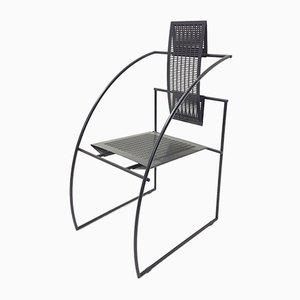 Modell Quinta Stuhl von Mario Botta für Alias, 1980er