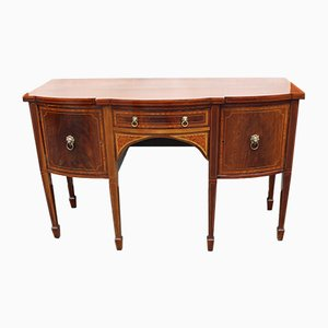 Antique Georgian Mahogany Sideboard from Maple and Co.