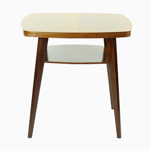 Tavolino da caffè quadrato di Mier, anni '60