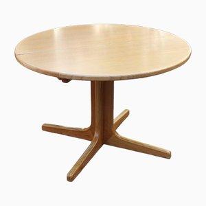 Tavolo da pranzo allungabile di Niels Moeller, anni '60